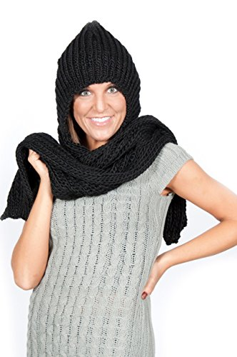Hooded Scarf - 8