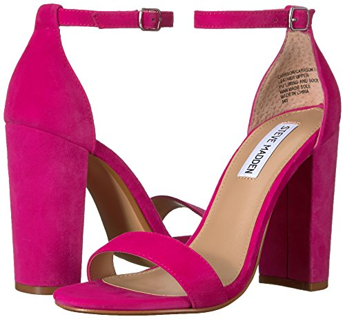 Sandalo Steve Madden Carrson Dress Rosa Caldo