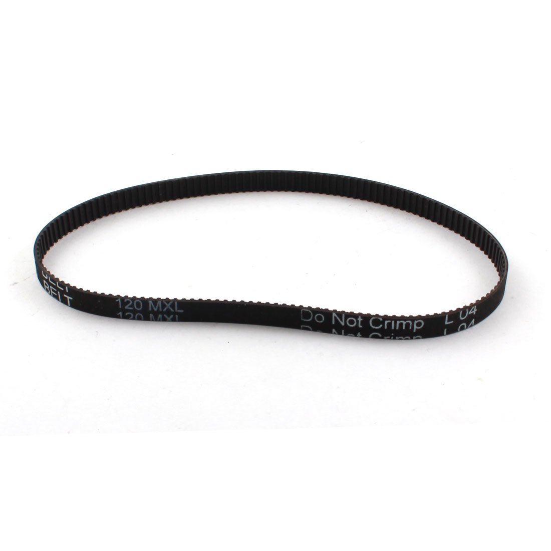sourcingmap® 120MXL025 150-Tooth 6.4mm Width 3D Printer Synchronous Timing Belt 12' a14081300ux0187