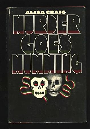 book cover of Murder Goes Mumming