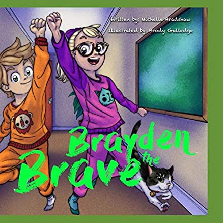 Brayden the Brave