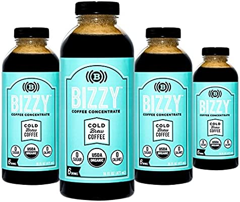 Bizzy orgánico fría brew Café concentrado: Amazon.com ...