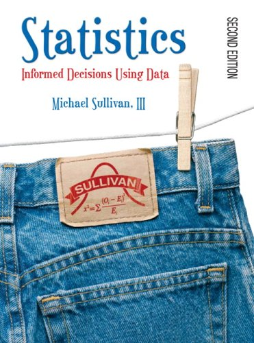Statistics: Informed Decisions Using Data Value Package (includes MyMathLab/MyStatLab Student Access Kit)