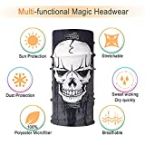 JOEYOUNG Headwear, Bandana Neck Gaiter Face Cover