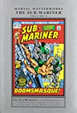 img - for Marvel Masterworks: The Sub-Mariner Volume 6 book / textbook / text book
