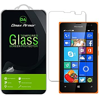 outlet Mr Shield For Microsoft Lumia 435 / Lumia 532 Premium Clear Screen Protector [3-PACK] with Lifetime Replacement Warranty