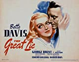 The Great Lie, Bette Davis, George Brent, and Mary Astor, 1941 - Premium Movie Poster Reprint 16