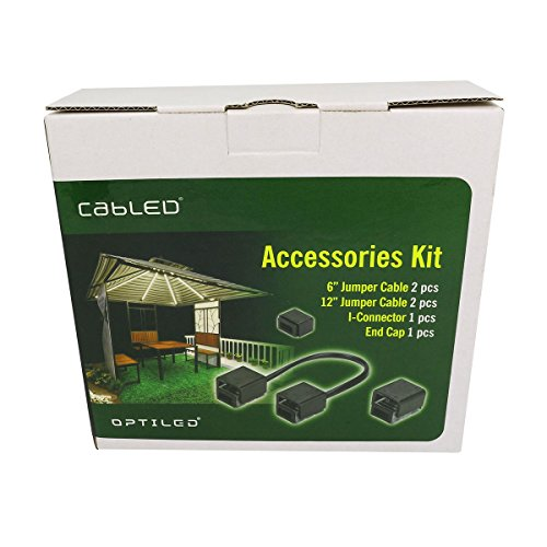 - Optiled New CabLED Landscape Accessories Kit