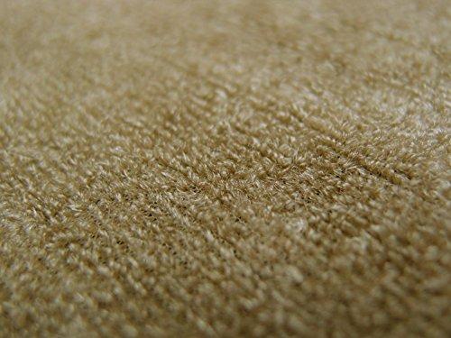 3D MAXpider Front Row Custom Fit Floor Mat for Select Kia Optima Models - Classic Carpet (Tan)