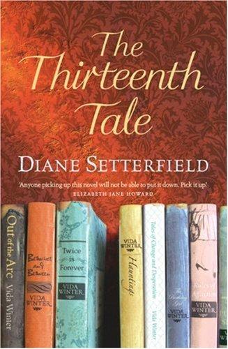 """""""The Thirteenth Tale"""" av Diane Setterfield"""