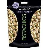 #10: Wonderful Salt & Pepper Pistachios, 7 oz - 2 Pack