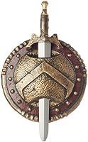 Escudo y espada Espartano - Única