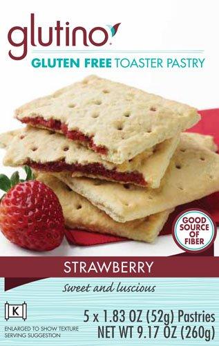gluten free strawberry toaster - 9