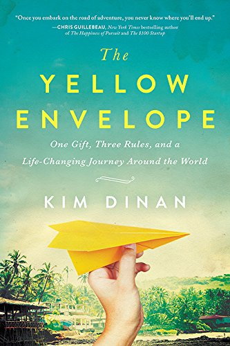 Amazon the yellow envelope one gift three rules and a life the yellow envelope one gift three rules and a life changing journey fandeluxe Document