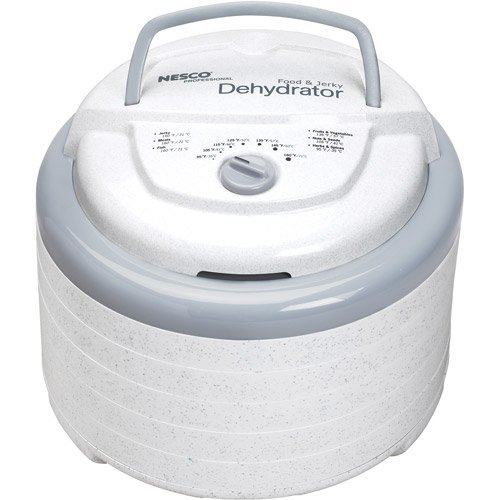 Nesco Professional 600W 5-Tray Food Dehydrator, FD-75PR (Nesco Food Dehydrator 600 Watts compare prices)