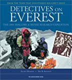 Front cover for the book Detectives on Everest: The 2001 Mallory and Irvine Research Expedition by Jochen Hemmleb