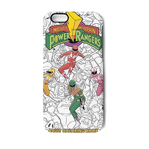 Power Rangers Case - I-Phone 6/6s Case Power-Rangers-Cool- Protective case for i-Phone 6/6s