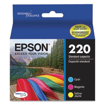 Espon - Ink,T220,Durabrt,Colored