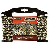 Lehigh CMFPM1450 1/4-Inch by 50-Feet Digital Camouflage Polypropylene Rope Mossy Fields