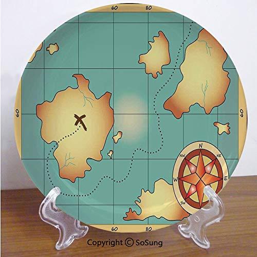 SoSung Island Map 6