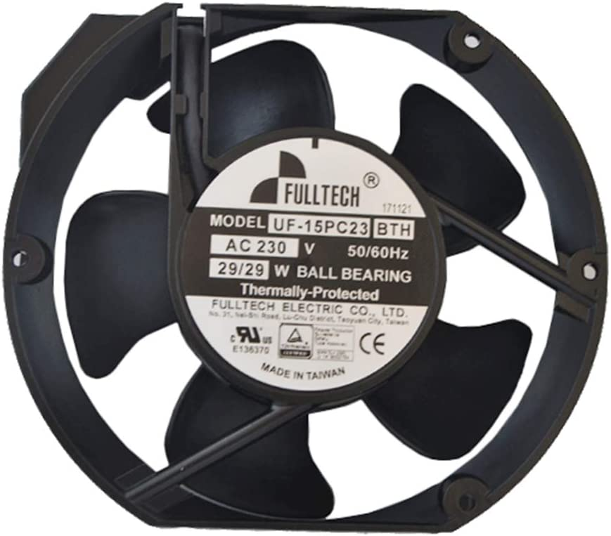 HRSTAR for FULLTECH UF-15PC23 BTH 230V 29W 170x150x51mm Control Cabinet Cooling Fan New