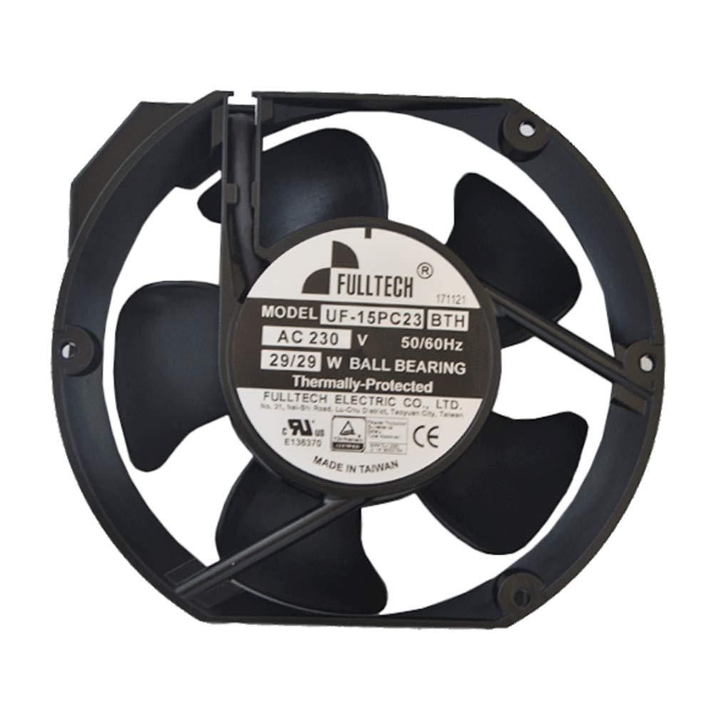 Original New FULLTECH UF-15PC23 BTH 230V 29W 170x150x51mm Control Cabinet Cooling Fan New