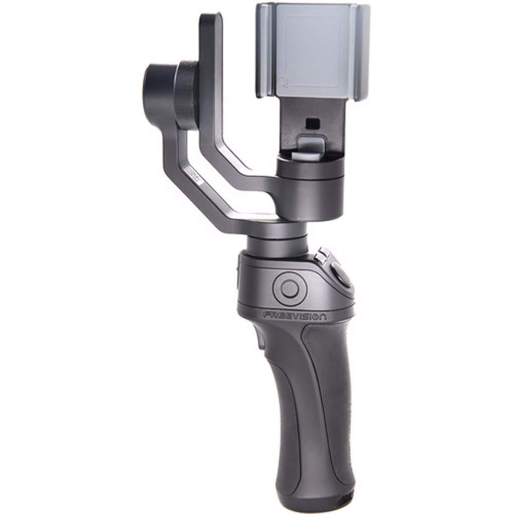 for Freevision VILTA-m Handheld Gimbal Stabilizer Selfie Stick 3-Axis for Phones & Action Cameras, 17 Hours Battery Endurance