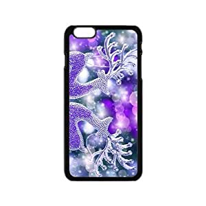 The Beautiful Crystal Elks Hight Quality Plastic Case for Iphone 6