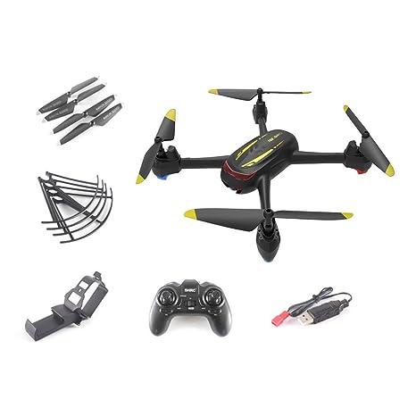 SH2 1080P Quadcopter Aviones de Cuatro Ejes 100 M de Distancia de Control Remoto WiFi Drone