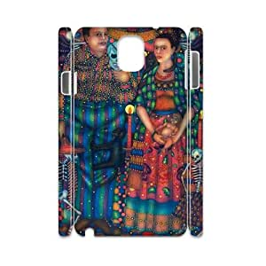 Chinese Frida Art Personalized 3D Cover Case for Samsung Galaxy Note 3 N9000,custom Chinese Frida Art Case