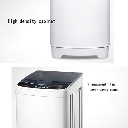 lavadora ZQ Totalmente automática, Mini Secadora de Gran Capacidad ...