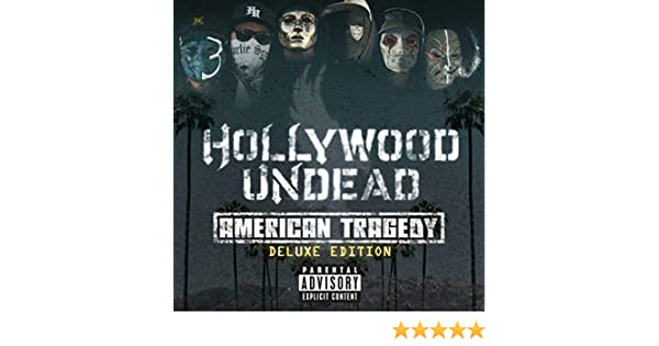 Hollywood undead american tragedy (deluxe edition) (2011) hq.