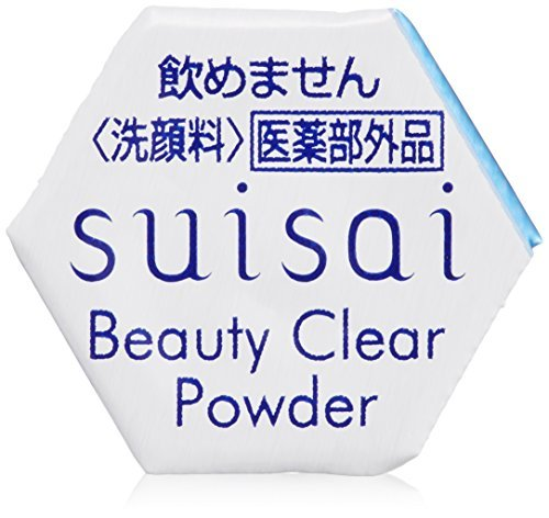 Kanebo Suisai Beauty Clear Powder 0.4g * 32 pieces by suisai (watercolor)