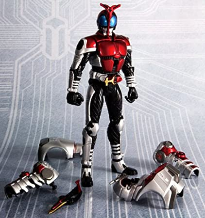 Amazon.com: Masked Rider Kabuto Cast Off Rider 1 Rider ...