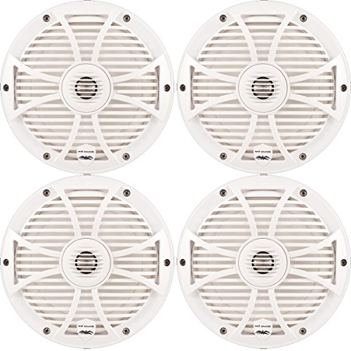 wo pairs of SW-808 Series White Grill 8