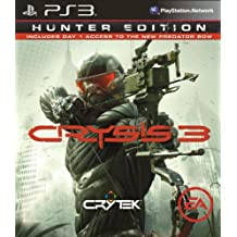Crysis 3 [Hunter Edition] (Chinese and English Language) [REGION FREE Asia Pacific Edition] PlayStation 3 PS3 GAME