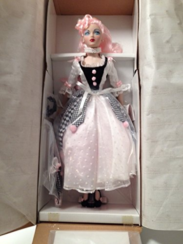 Pierrette Costume (Ashton-Drake Gene Doll Pierrette 2001 Costume Ball Series)