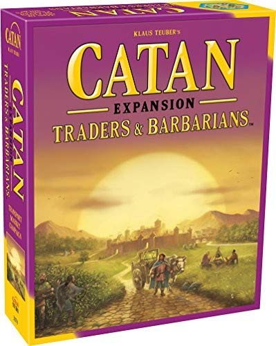 (Catan Expansion: Traders & Barbarians)