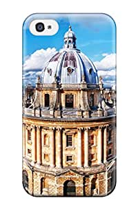 New Style New Design Shatterproof Case For Iphone 4/4s (oxford)