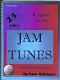Bluegrass Guitar Jam Tunes, Rick Williams, 0978574206