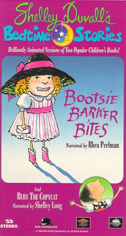 - Bootsie Barker Bites/Ruby the Copycat [VHS]