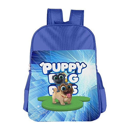 Ssuac Yi66 Puppy Dog Lovely Pals Unisex Kids Popular Children Backpack School Travel Shoulder Bags RoyalBlue ()