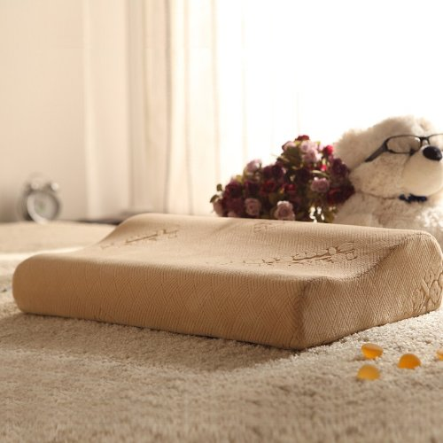 Sleep. E Memory Foam Sleeping Pillow-Decompressed Comfortable Standard MO2019B by Sleep.E