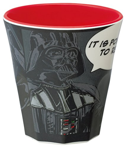 Skater melamine tumbler 270ml Darth Vader Star Wars MTB2
