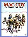 Mac Coy, tome 14 : Le Désert des fous par Gourmelen