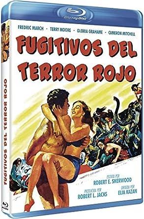 Fugitivos Del Terror Rojo / Man on a Tightrope 1953 Man on a Tight ...