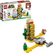 LEGO Super Mario Desert Pokey Expansion Set 71363 Building Kit; Toy for Creative Kids to Combine with The Supe