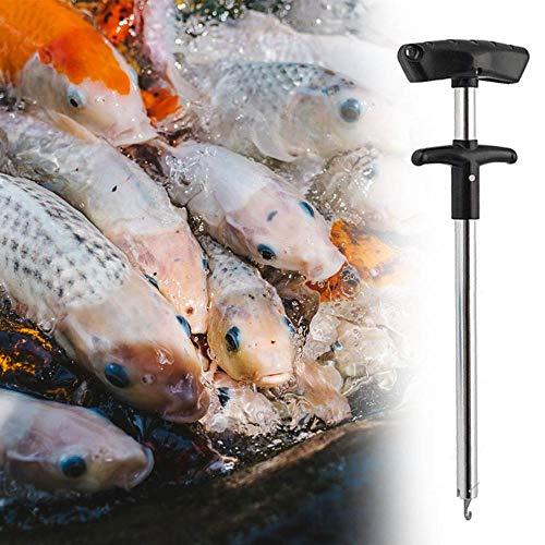 Desacoplamiento R/ápido Hamkaw 2 PCS Saca Anzuelos Herramientas de Pesca para F/ácil Quitar Anzuelos Que Minimiza Las Lesiones