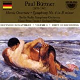 Büttner : Symphonie n° 4