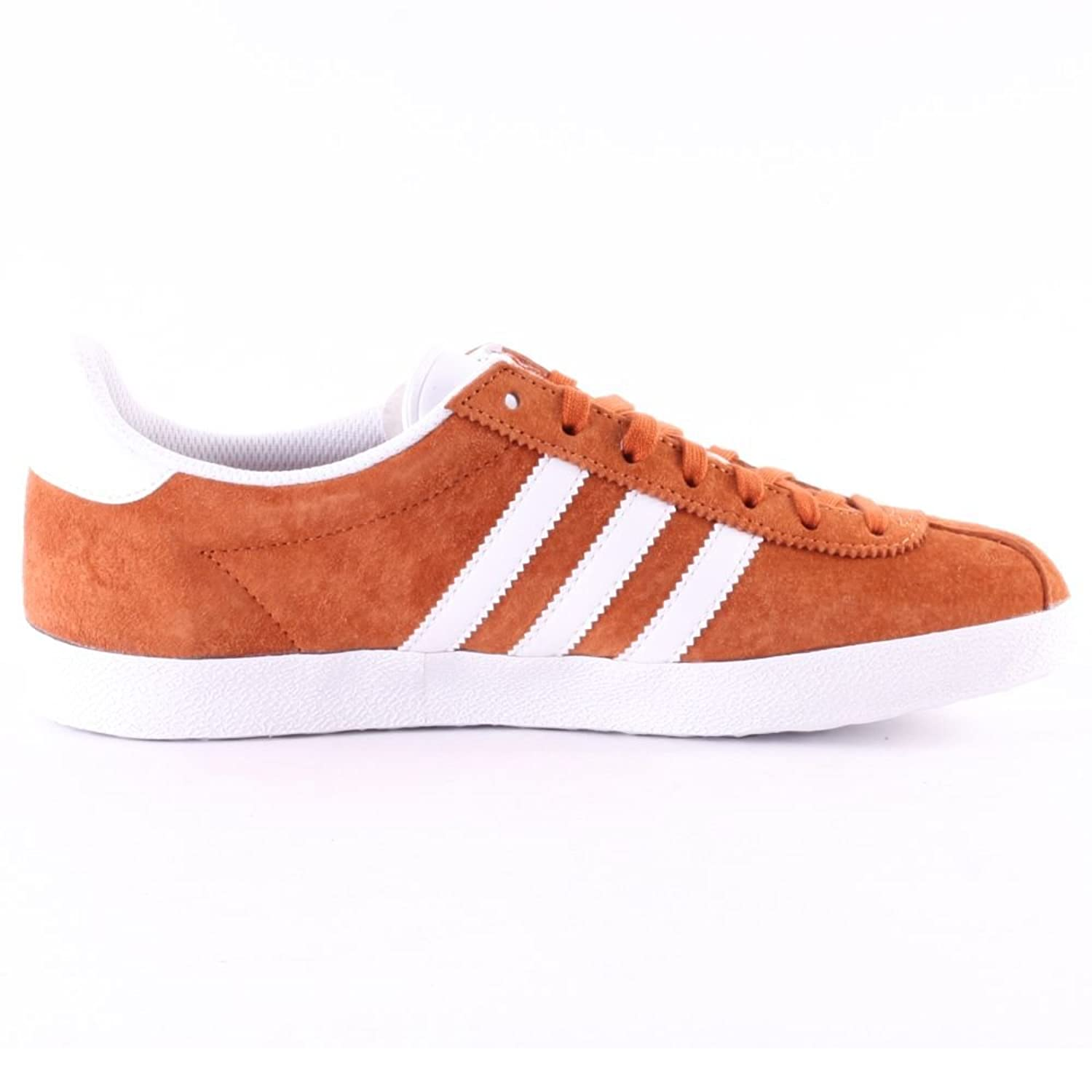 adidas gazelle fox red